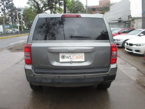 jeep patriot 4x2  2012