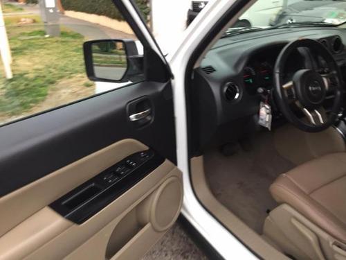 jeep patriot  4x4 2.4 aut 2012