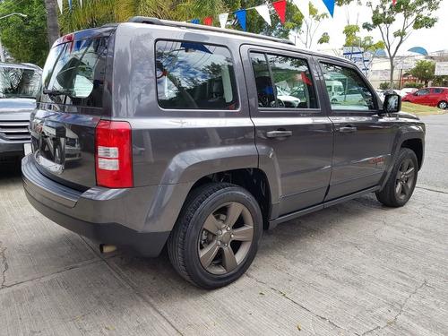 jeep patriot 75° aniv 2017