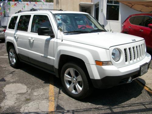 jeep patriot