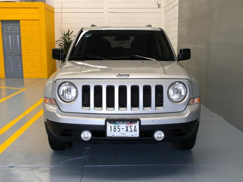 jeep patriot aut.