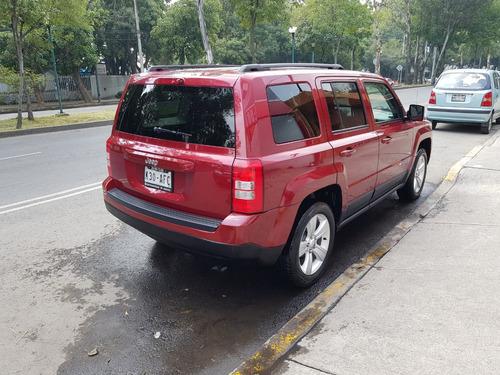 jeep patriot auto