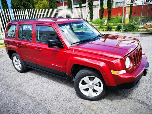 jeep patriot autos