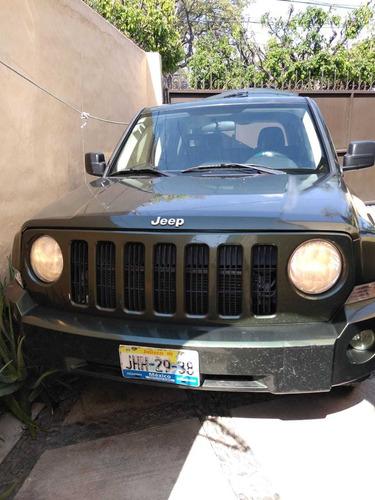 jeep patriot base aa abs ba 4x2 cvt 2009