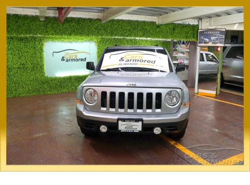 jeep patriot blindada
