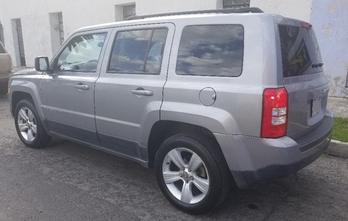 jeep patriot latitud automática