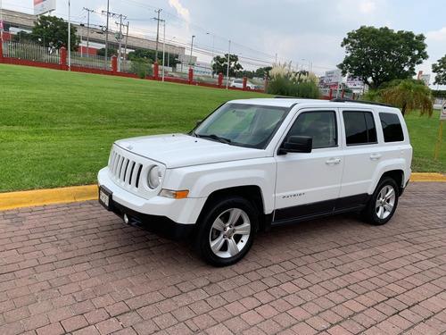 jeep patriot latitude 2014