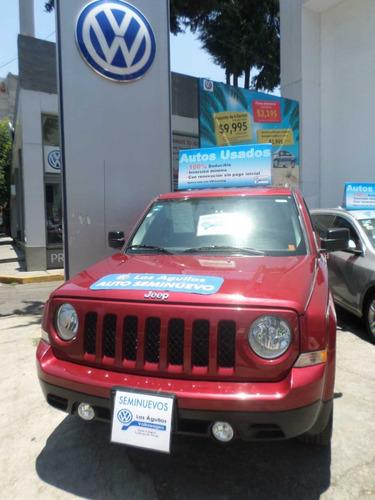 jeep patriot latitude