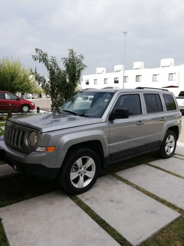 jeep patriot latitude cvt 2014