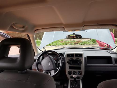jeep patriot limited 2.4cc 4x4 5p 2007