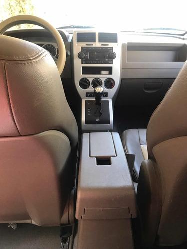 jeep patriot limited 4x2 cvt 2008