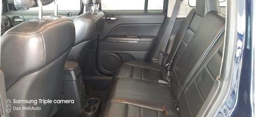 jeep patriot limited fwd aut
