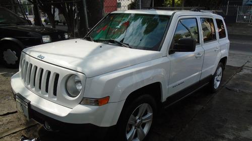 jeep patriot limited qc 4x2  2013  tomo auto
