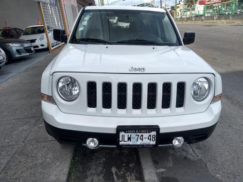 jeep patriot limited qc 4x2 cvt $ 189,900.00
