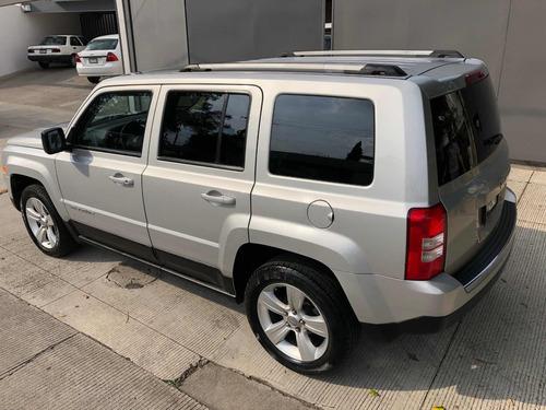 jeep patriot limited qc 4x2 cvt 2012