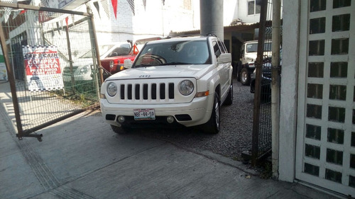 jeep patriot limited qc 4x2 cvt