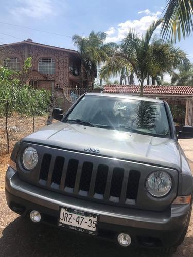 jeep patriot limited qc 4x4 cvt 2012