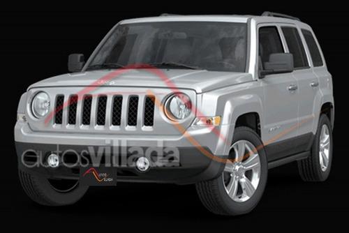 jeep patriot mod 14 desarmo, por partes, deshueso