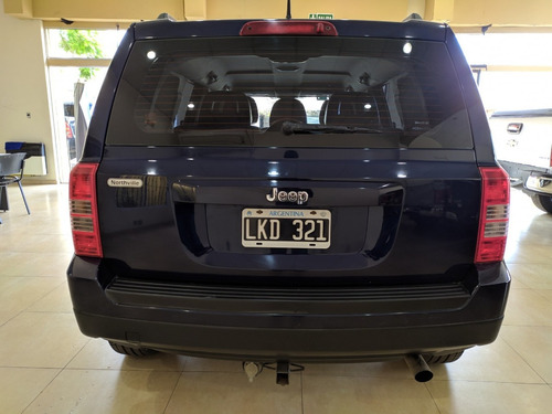 jeep patriot modelo 2012 sport
