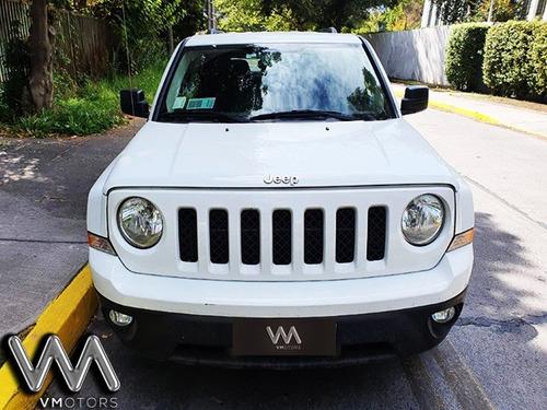 jeep patriot sport 2.4l at 4x2 año 2015