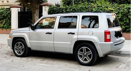 jeep patriot sport 4x2 cvt 2009