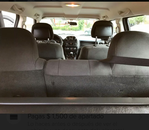 jeep patriot sport 5vel 4x2 mt 2012