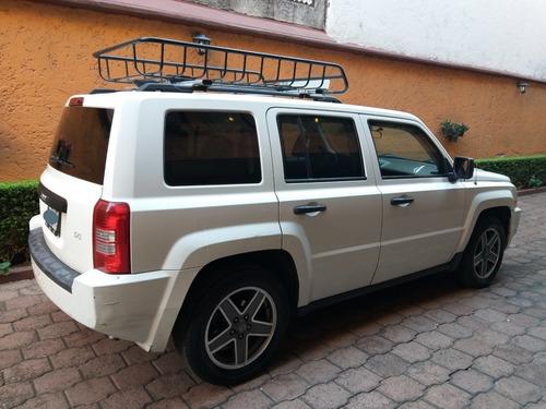 jeep patriot sport 6vel 4x2 mt 2009