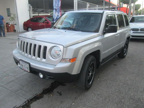 jeep patriot sport aut 2012