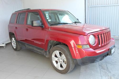 jeep patriot sport fwd l4/2.4 aut