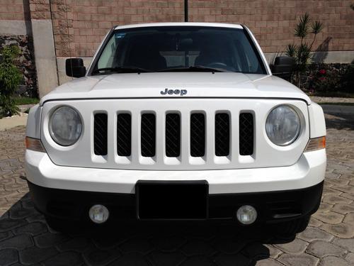 jeep patriot sport manual 2013