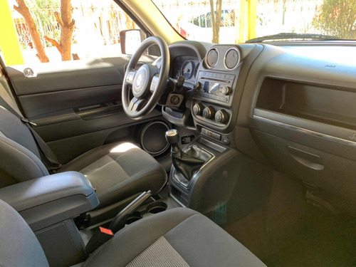 jeep patriot sport manual 2014 electrica 4 cilindros aa tela