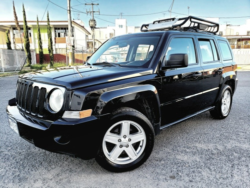 jeep patriot sport mt 2010