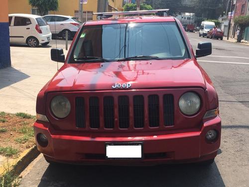 jeep patriot vino en oferta