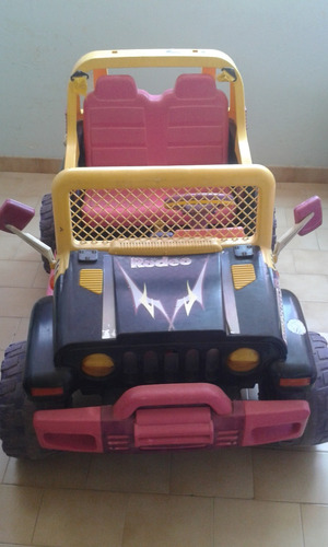 jeep peg pérego