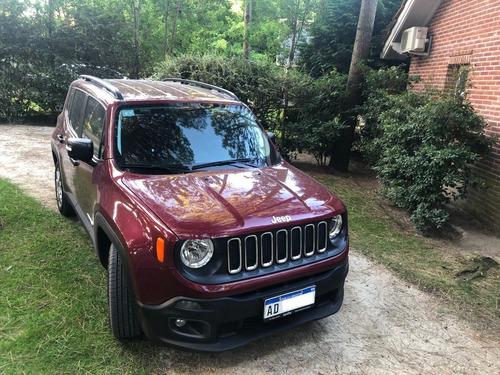 jeep regenade sport at 2019
