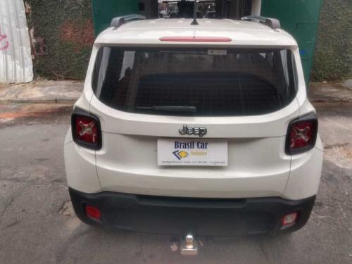 jeep - renagade - 2017 - 1.8 automatica flex