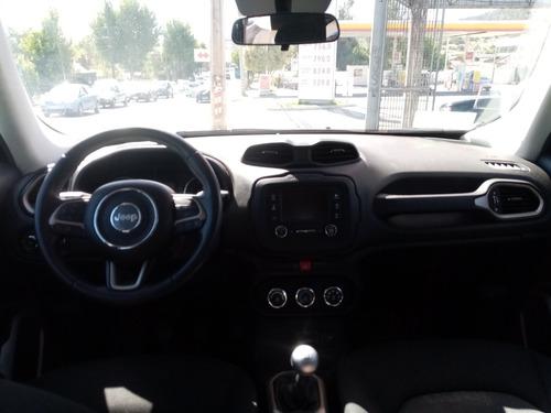 jeep renagede 2019