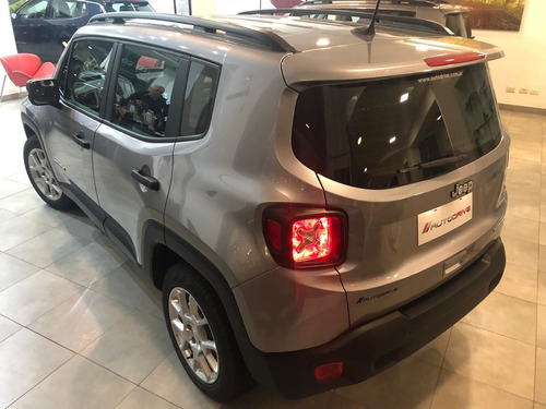 jeep renegade 0% sin interes sport at2020