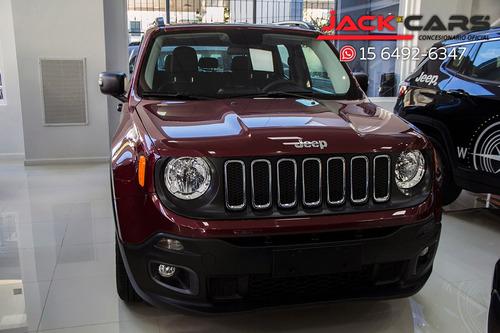 jeep renegade 0km jackcars concesionario oficial 30