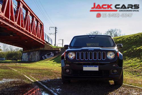 jeep renegade 0km jackcars concesionario oficial c