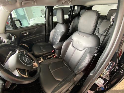 jeep renegade 1.8 16v 4p flex longitude automático 2016