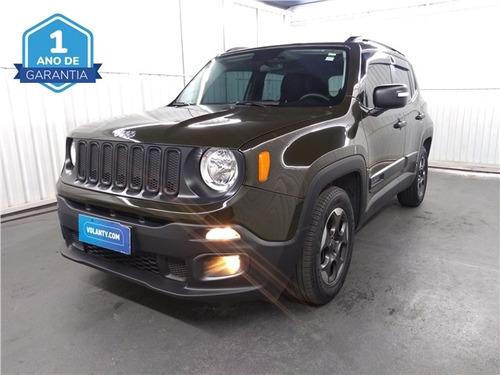jeep renegade 1.8 16v flex 4p automático