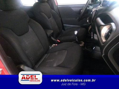 jeep renegade 1.8 16v flex 4p manual