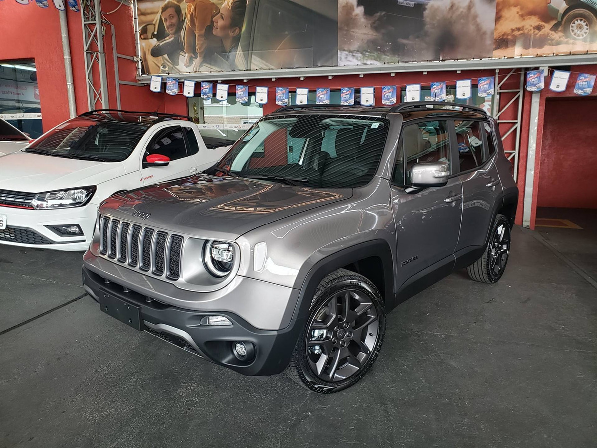 Jeep Renegade 1 8 16v Flex Limited 4p Automatico R 97 990 Em