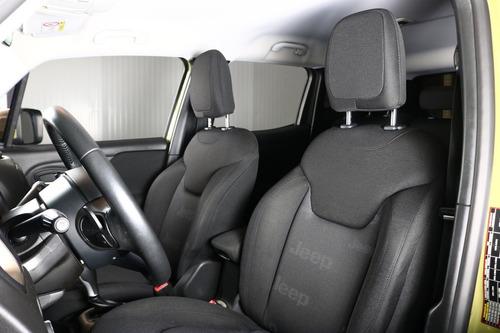 jeep renegade 1.8 16v flex longitude 4p automático 2015/...