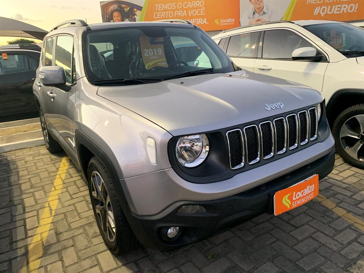 Jeep Renegade 1 8 16v Flex Longitude 4p Automatico R 75 900 Em