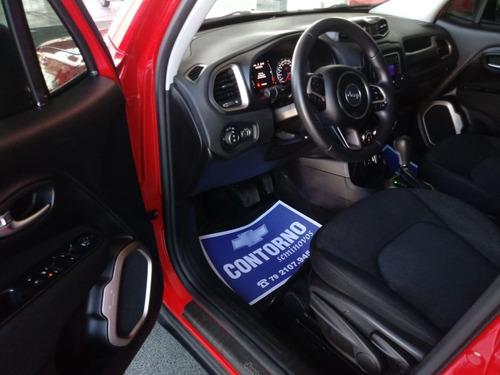 jeep renegade 1.8 16v flex sport 4p automatico 2015/2016