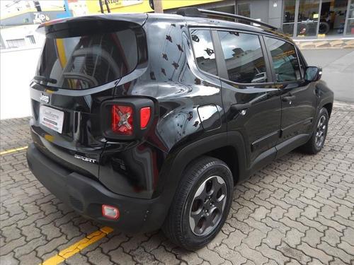 jeep renegade 1.8 16v flex sport 4p automatico 2016