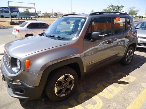 jeep renegade 1.8 16v flex sport 4p automatico