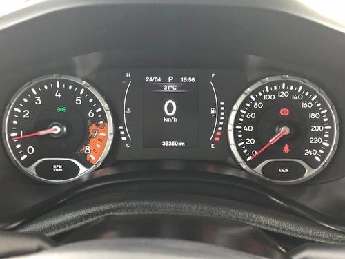 jeep renegade 1.8 16v flex sport 4p automático